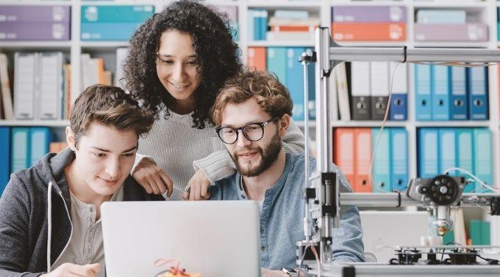 Software de gestión para centros de investigación: Low-Code de WebRatio para soluciones innovadoras